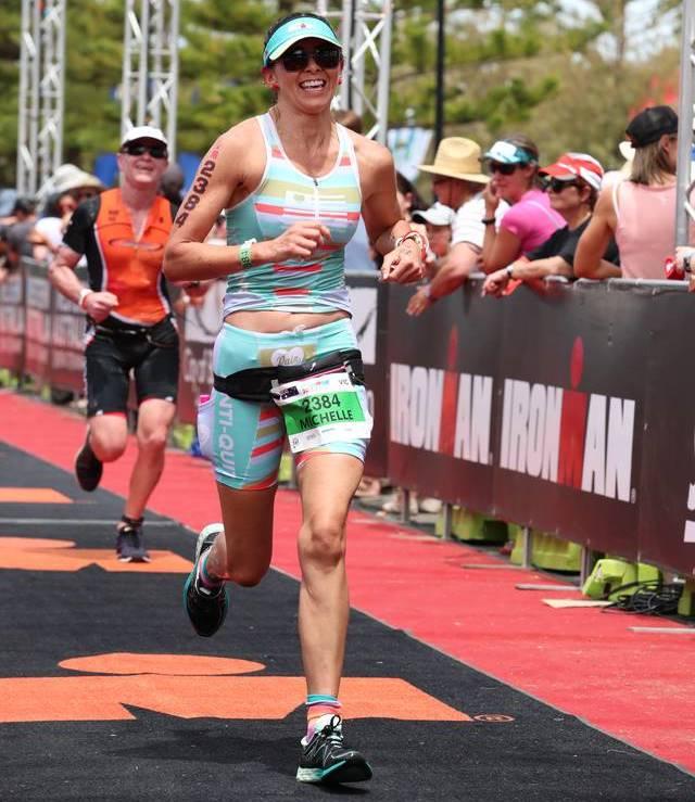 Athlete Profile: Michelle Kervin