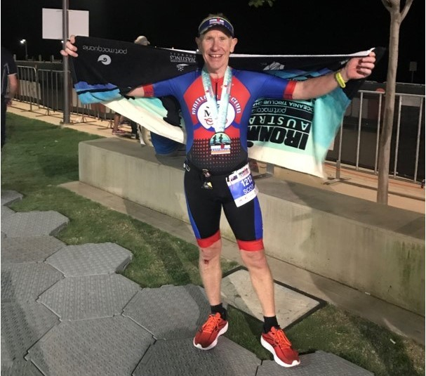IN FOCUS: Nailing your first Ironman!