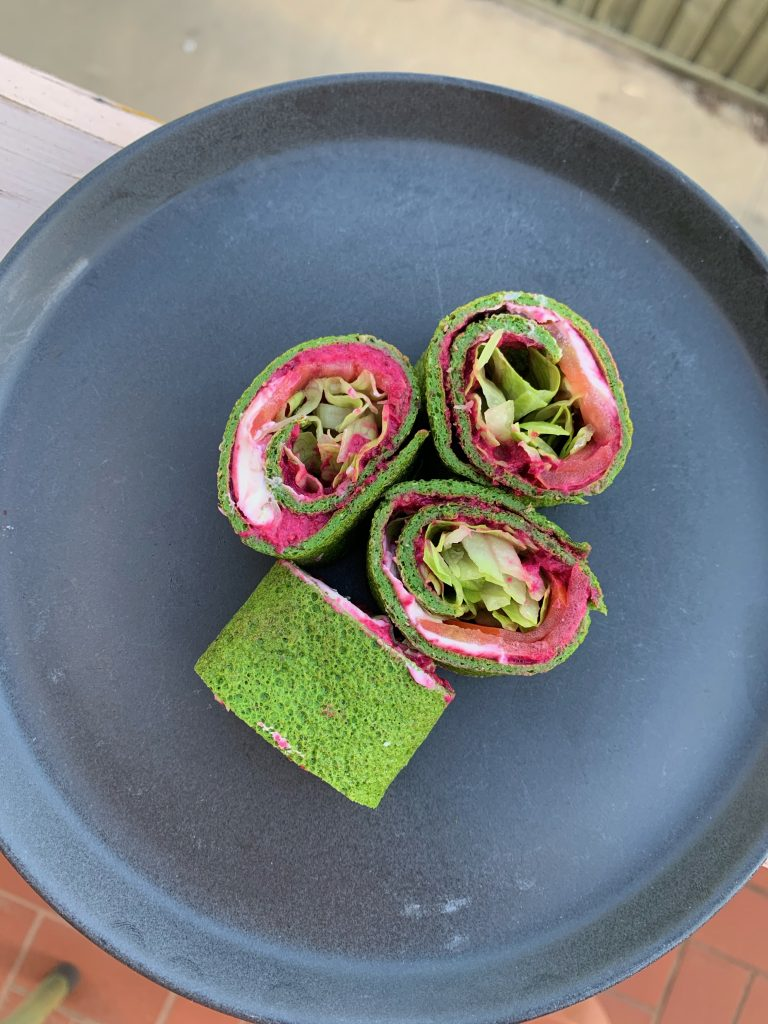 Simple 3 Ingredient Homemade Wraps