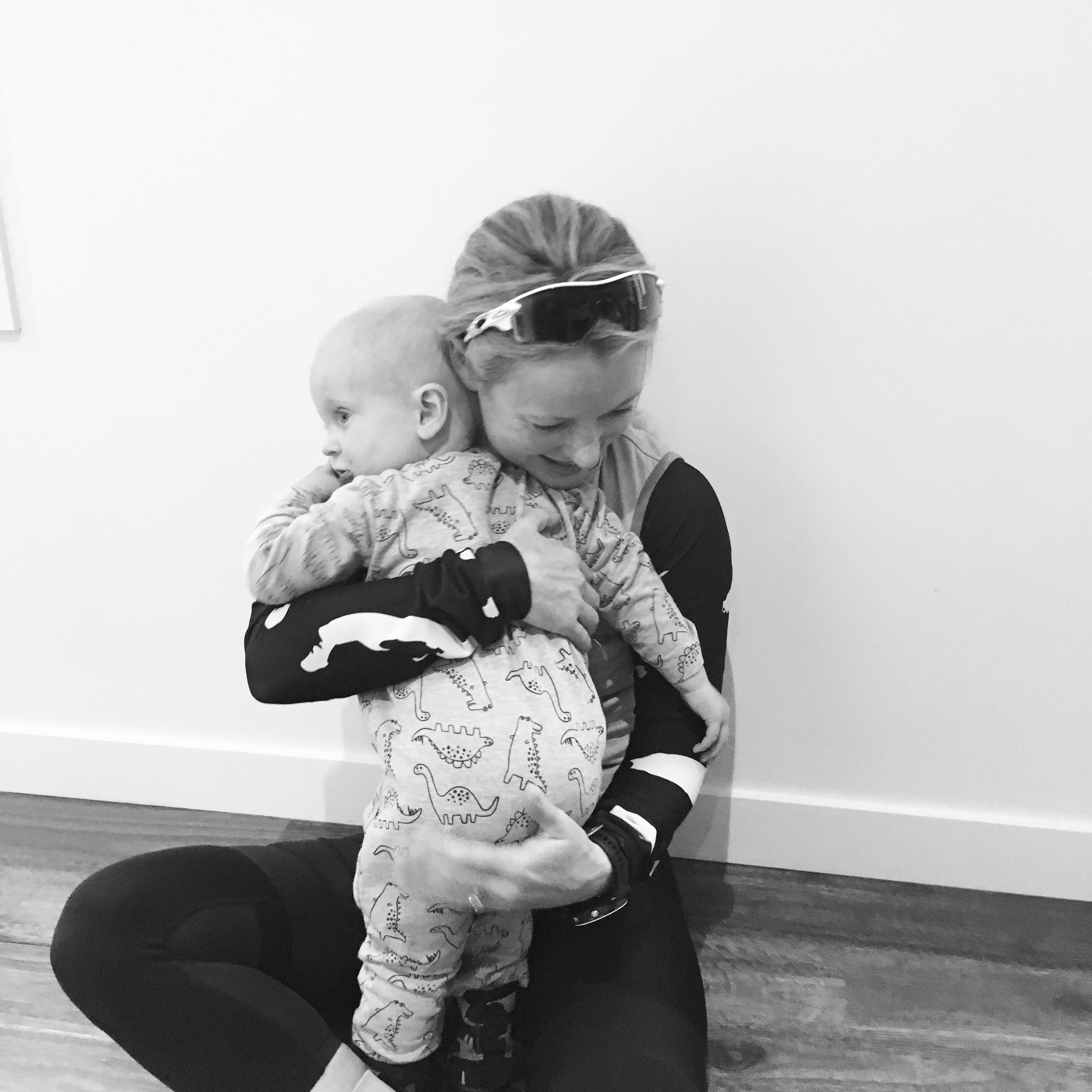 The juggle (and real life struggle) of a working triathlete mum