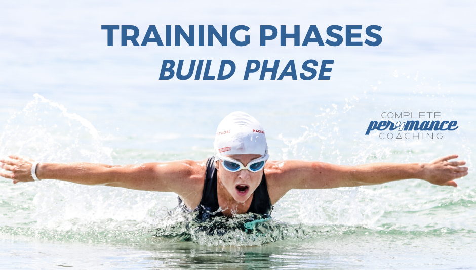 Training Phases – the build is on !